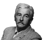 <p>William Faulkner</p>